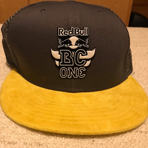 9fifty Other - Red Bull BC One SnapBack SIGNED